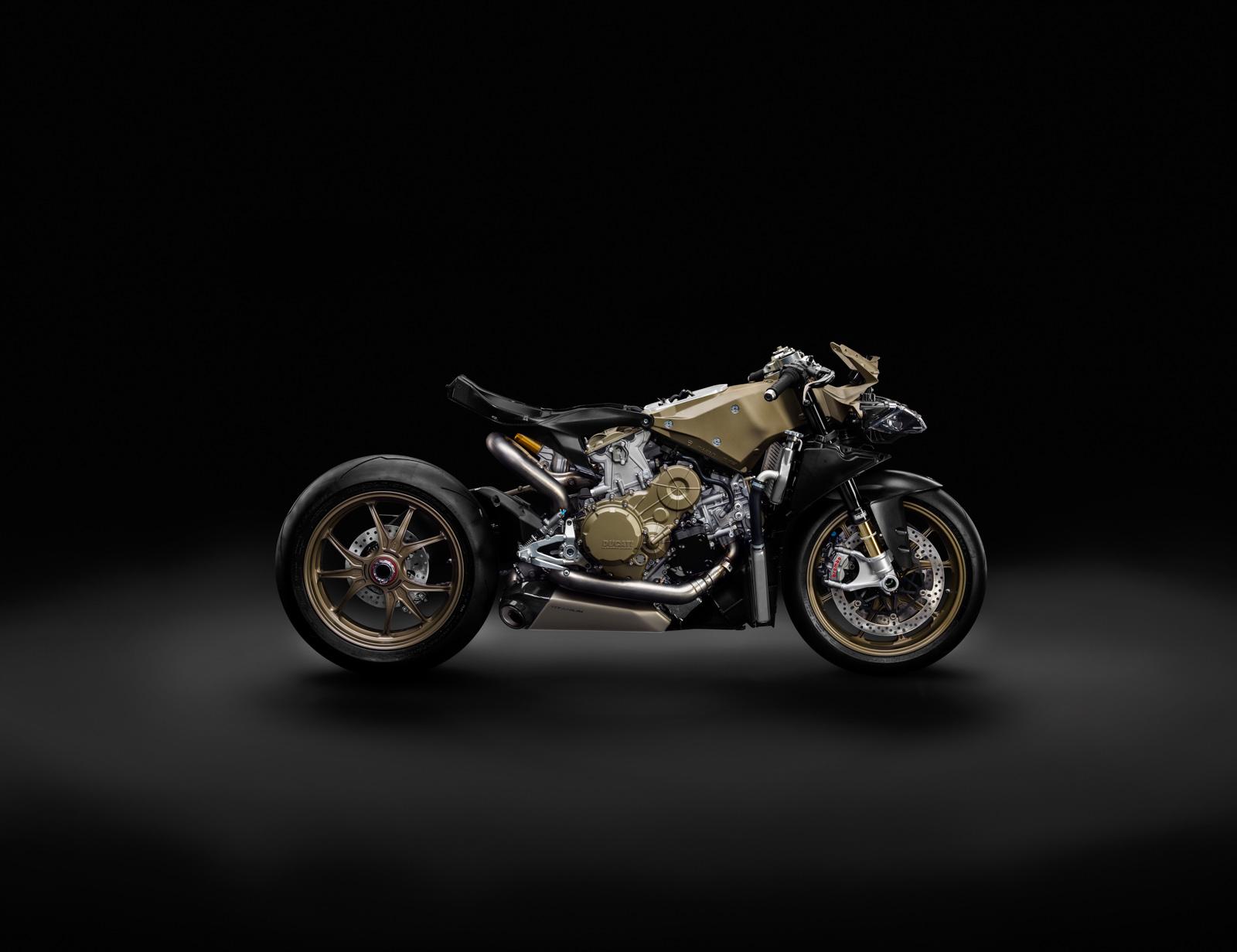 Ducati  Superleggera Bhp