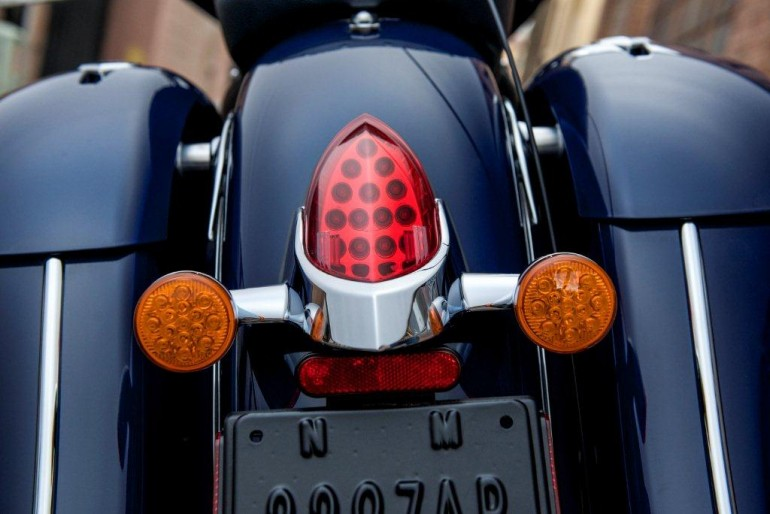 Chieftain Tail Lights