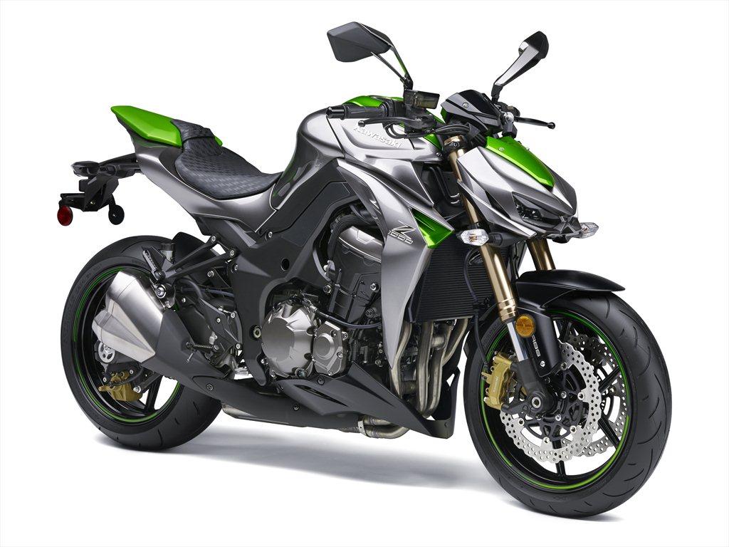 2013 EICMA: 2014 Kawasaki Z1000 — First Official Photos and Specs