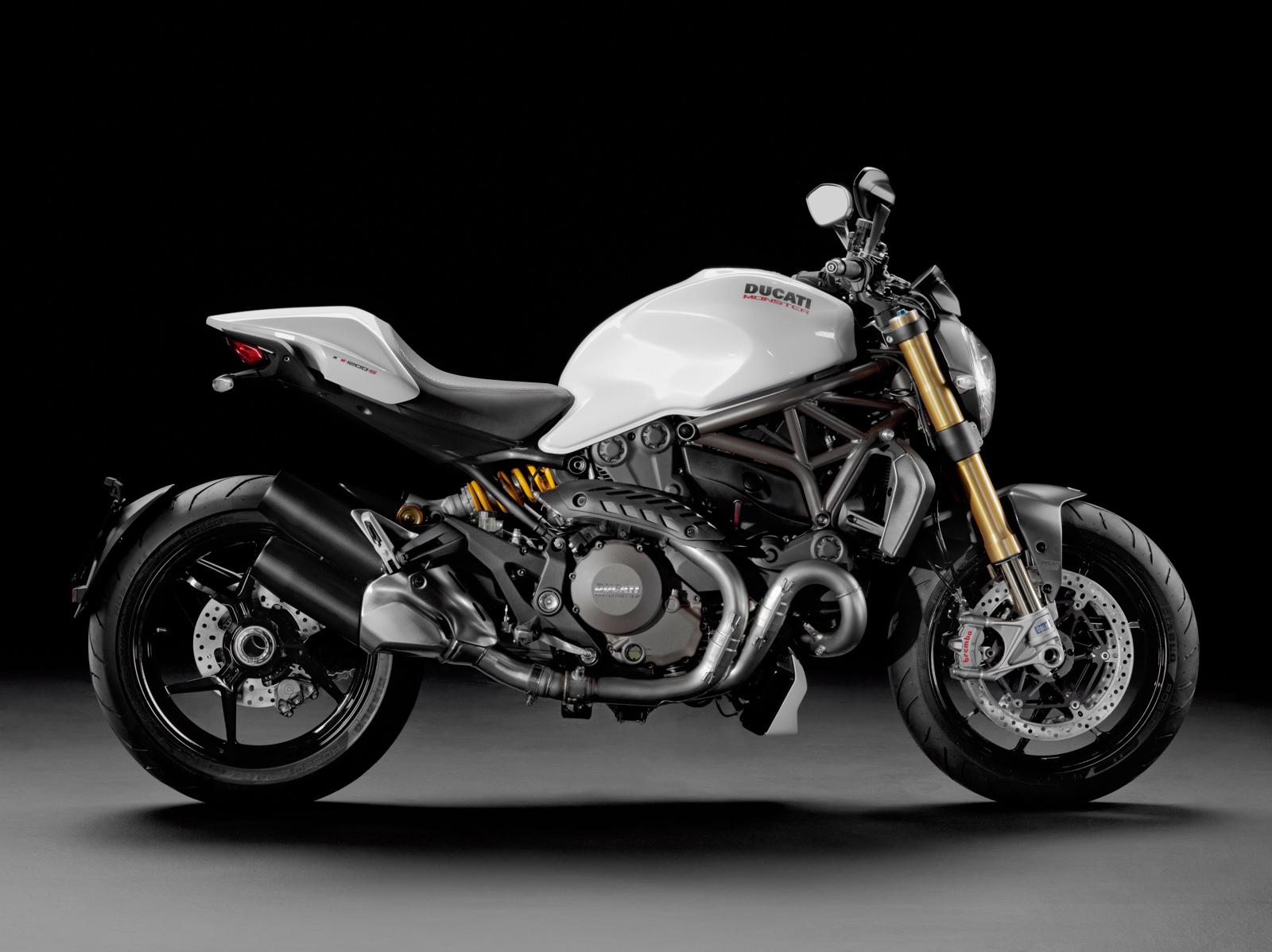 New Ducati M... Ducati Monster