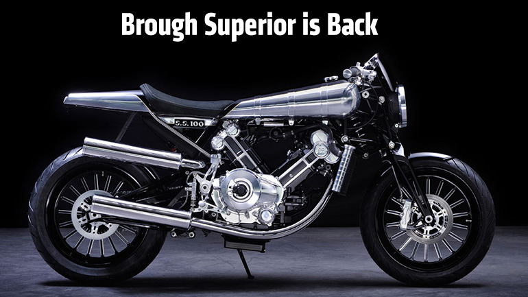 Brough Superior Top
