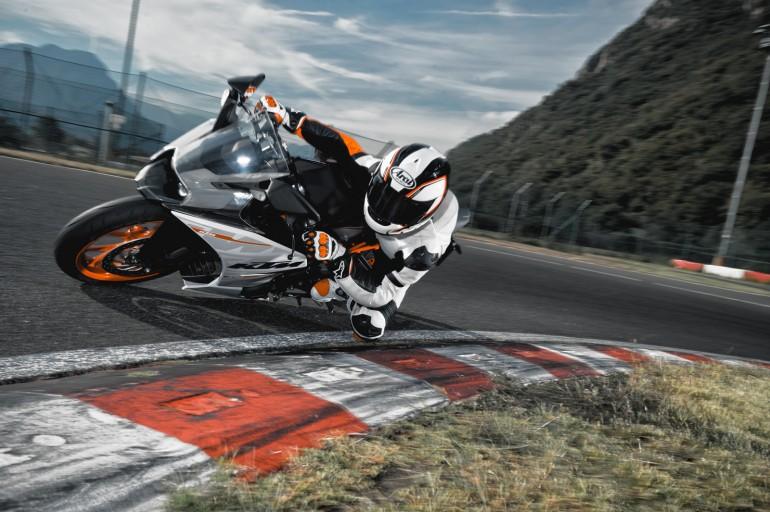 2014 KTM RC390