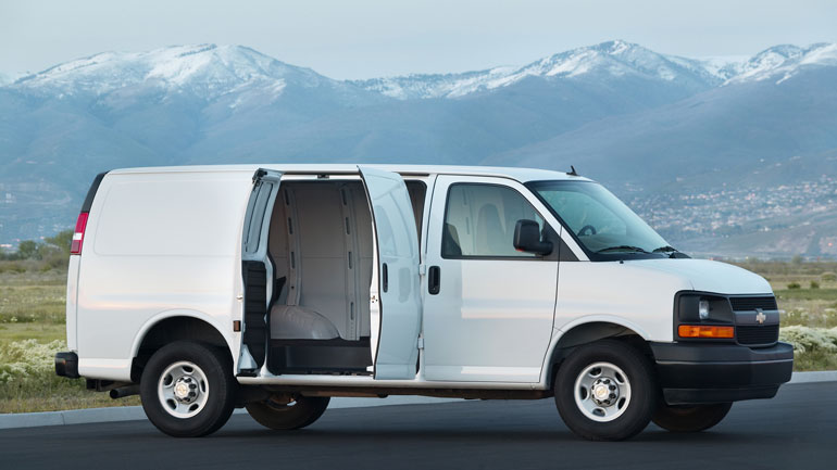 chevy-express