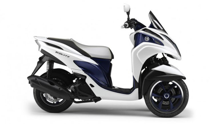2014 Yamaha Tricity Scooter