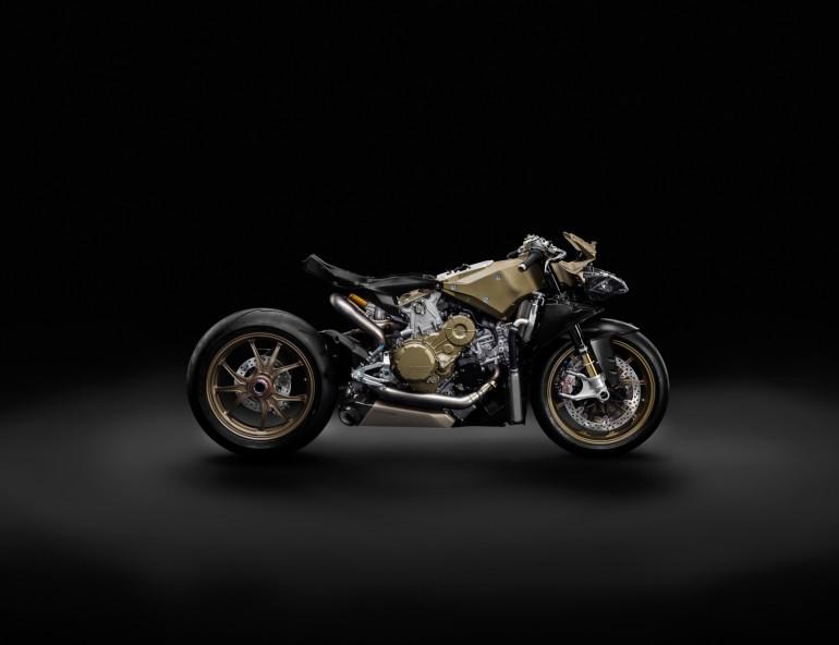 2014 Ducati 1199 SuperLeggera