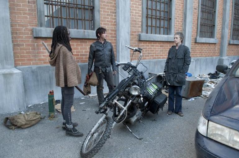 Zombie Apocalypse Motorcycle